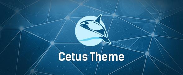 Banner cetus
