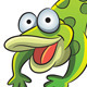 Funny Frog - GraphicRiver Item for Sale