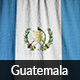 Ruffled Flag of Guatemala - GraphicRiver Item for Sale