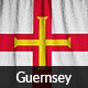 Ruffled Flag of Guernsey - GraphicRiver Item for Sale