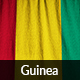 Ruffled Flag of Guinea - GraphicRiver Item for Sale