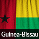Ruffled Flag of Guinea-Bissau - GraphicRiver Item for Sale