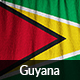 Ruffled Flag of Guyana - GraphicRiver Item for Sale