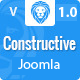 Constructive - Contractors Multipurpose Joomla Landing Page Theme - ThemeForest Item for Sale