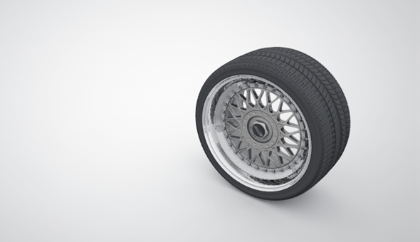 BBS RM - 3DOcean Item for Sale