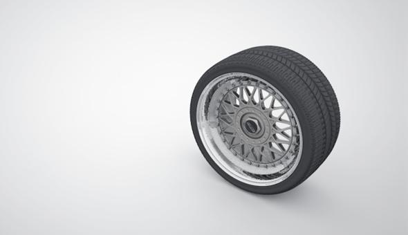 BBS RM - 3DOcean Item for Sale