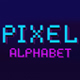 Pixel Letters - VideoHive Item for Sale