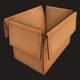 Cardboard boxes Debris - 3DOcean Item for Sale