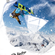 Snowboard Festival Flyer - GraphicRiver Item for Sale
