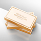 Gold Foil Business Card Mock-Up - GraphicRiver Item for Sale