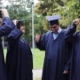 Happy Students Throwing Mortar Boards Up 39 - VideoHive Item for Sale