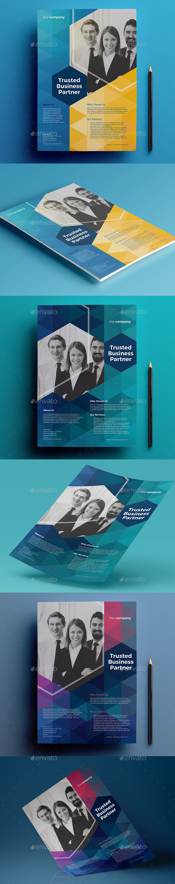 Company Flyer 05 - Corporate Flyers