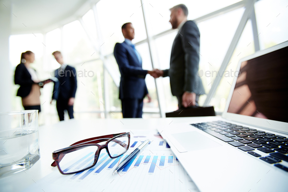 Business objects - Stock Photo - Images