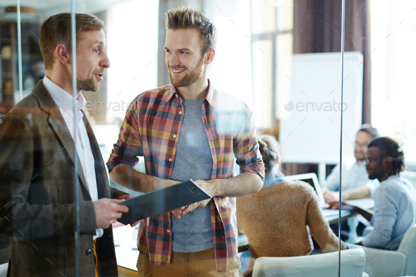 Creative men - Stock Photo - Images