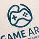 Game Area Logo - GraphicRiver Item for Sale