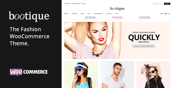Bootique – The Fashion WooCommerce Theme