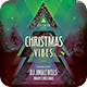 Christmas Vibes Flyer Template - GraphicRiver Item for Sale