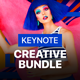 Creative Bundle Keynote Template 3 in 1 - GraphicRiver Item for Sale