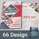 Fashion Shoes Mega Bundle Templates - GraphicRiver Item for Sale