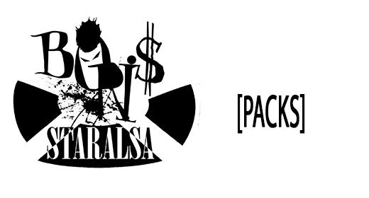 Rock Packs