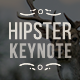 Hipster - Keynote Presentation - GraphicRiver Item for Sale