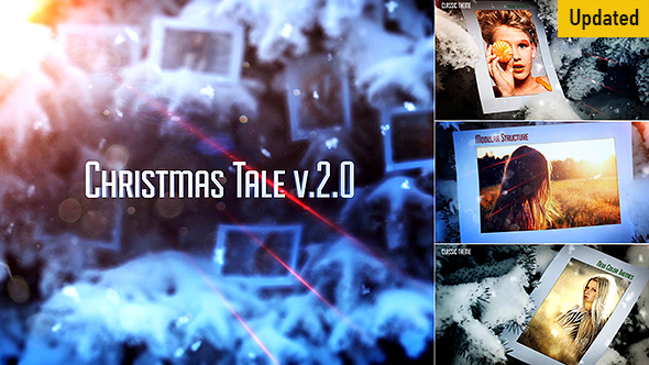 play preview video - Christmas Tale