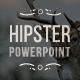 Hipster - Powerpoint Presentation - GraphicRiver Item for Sale