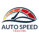 Speed Car - Auto Speed Logo - GraphicRiver Item for Sale