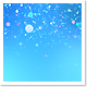 Blue Top Glitter Particles - VideoHive Item for Sale