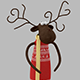 Christmas Deer Toy - 3DOcean Item for Sale