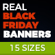 Black Friday Sale Banners - GraphicRiver Item for Sale