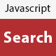 Javascript Auto Suggest Search