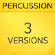 Cinematic Percussion Trailer