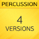 Hybrid Cinematic Percussion