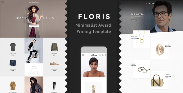 Creative Shop-Template For Creatives