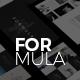 Formula Keynote Template - GraphicRiver Item for Sale