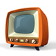Stylized TV - 3DOcean Item for Sale