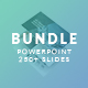 PowerPoint Bundle 3 in 1 - GraphicRiver Item for Sale