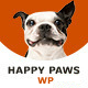 Happy Paws - One Page WordPress Theme - ThemeForest Item for Sale