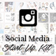 Social Media Start Up Kit - GraphicRiver Item for Sale