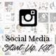 Social Media Start Up Kit - GraphicRiver Item for Sale