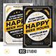 Happy Beer Hours Flyer