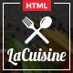 LaCuisine - Restaurant HTML Theme - ThemeForest Item for Sale