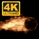 4K Fire Ball Fine Detailed Ver.01 - VideoHive Item for Sale