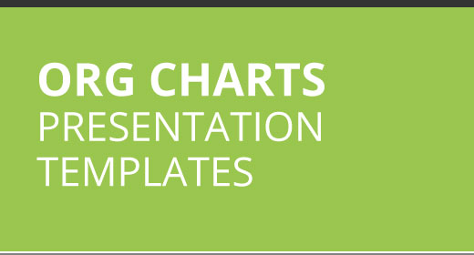 Organizational Charts Presentation templates