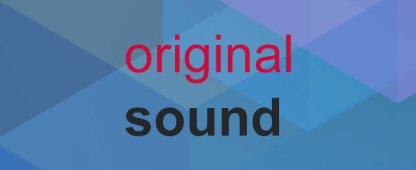 Original sound header rev2