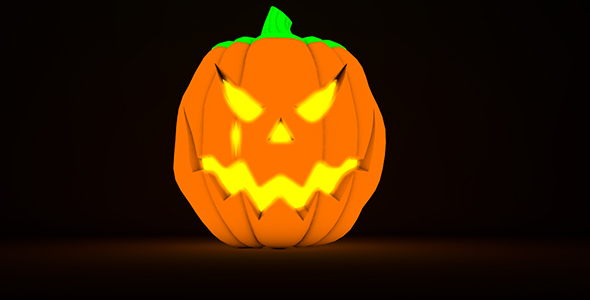 Halloween Cinema 4D Model - 3DOcean Item for Sale