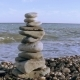 Stone Tower On a Seashore. - VideoHive Item for Sale