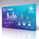 Public Transportation Card - GraphicRiver Item for Sale
