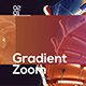 Gradient Zoom Slideshow - VideoHive Item for Sale